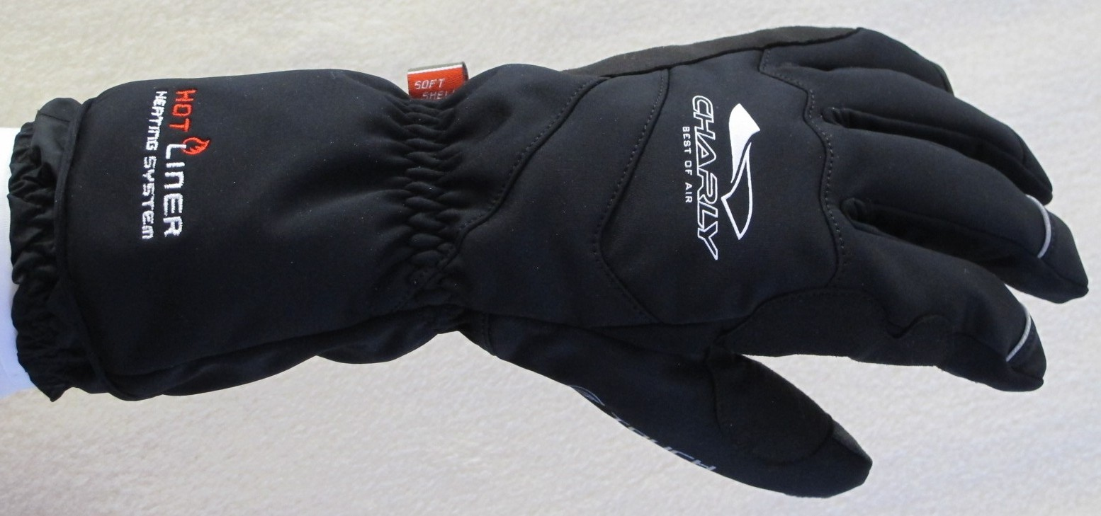 Guantes Charly Softshell Touch